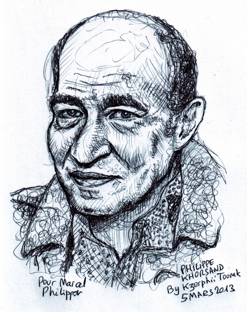 Philippe Khorsand por Kzerphii